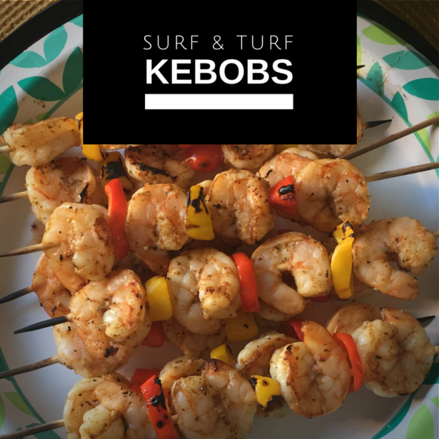 surf and turf kebobs