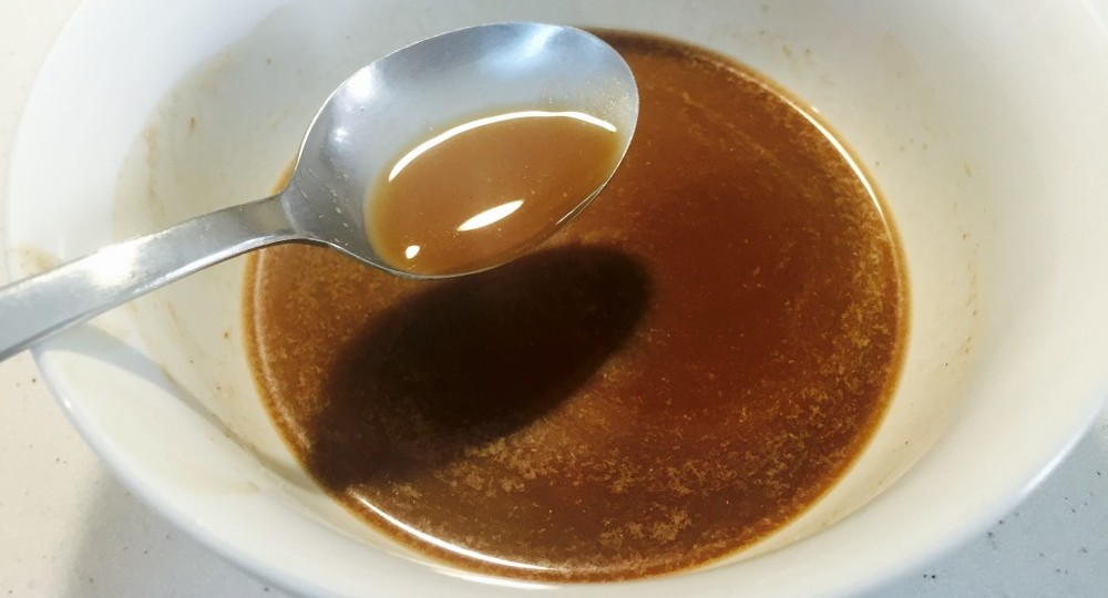 stir fry sauce with ginger garlic brown sugar and soy sauce