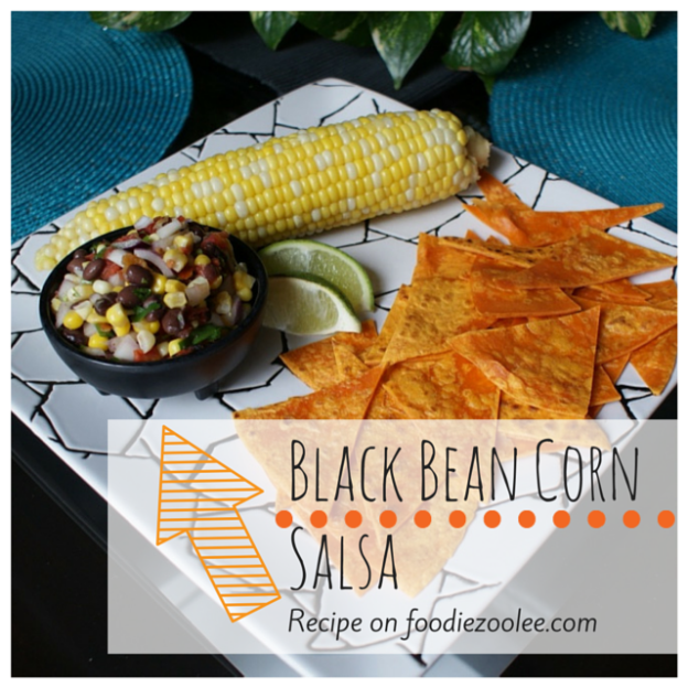 Black Bean Corn Salsa-IG