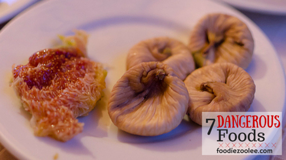 dried figs are a dangerous food