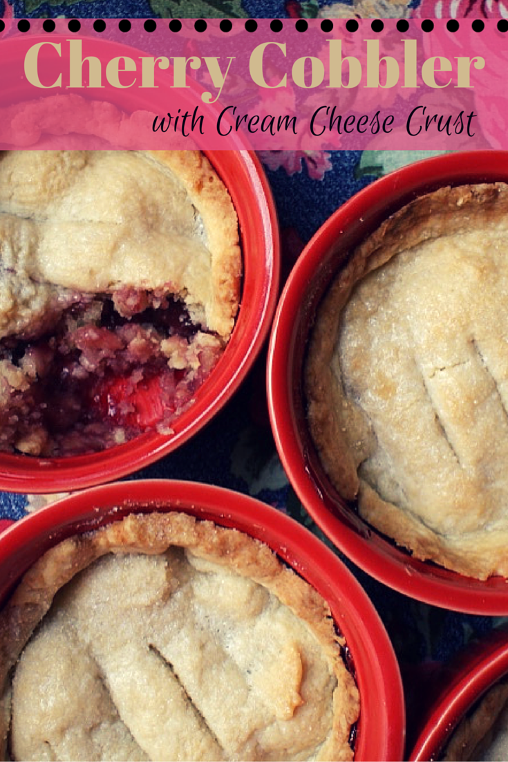 Cherry Cobbler recipe foodiezoolee1