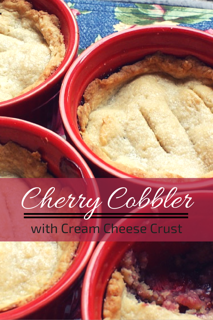 Cherry Cobbler recipe foodiezoolee2