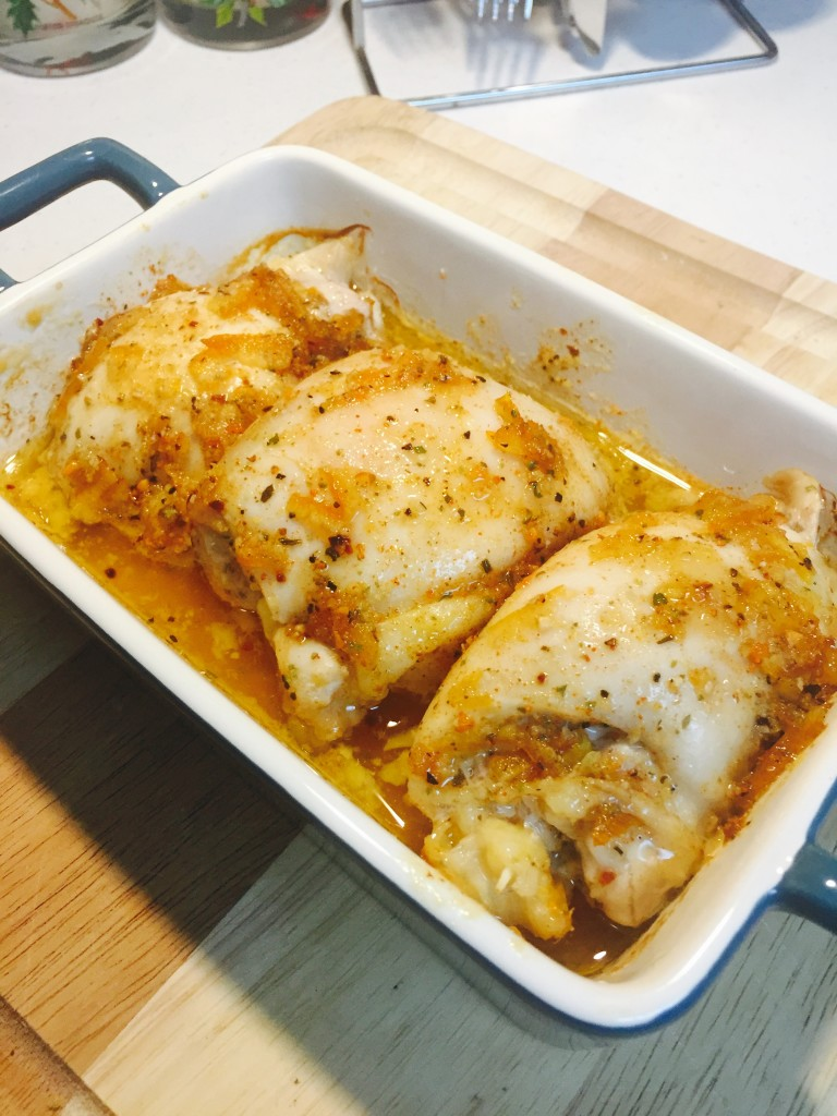 Chipotle Orange Marmalade Chicken
