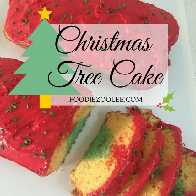 Christmas-tree-cake-