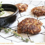 Cauliflower Crab Cakes